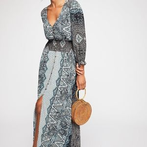 6ae8cfbea59 Free People Dresses - FREE PEOPLE MEXICALI ROSE MAXI DRESS